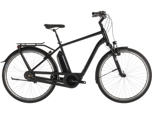 Cube Town Hybrid EXC 400, black edition